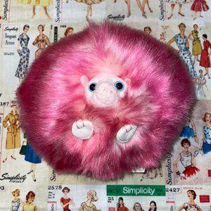 Pink Harry Potter Pygmy Puff Stuffed Animal